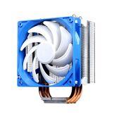 Silverstone SST-AR01 - Argon Ventilateur de processeur 3 Caloducs en contact direct, 120mm PWM, Intel/AMD