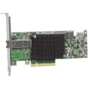 IBM Emulex 16Gb FC 1-Port HBA Fibre 16000 Mbit/s Interne Cartes réseau (Interne, avec Fil, PCI Express, Fibre, 16000 Mbit/s) - Publicité