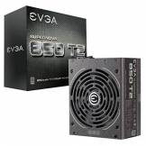 eVGA SuperNOVA 850 T2, 80+ TITANIUM 850W, Fully Modular, EVGA ECO Mode, 10 ans Garantie , inclue le testeur d'auto-alimentation GRATUIT, Alimentation PC 220-T2-0850-X2