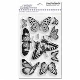 Stampendous tampons Parfaitement Transparents 4 « X 6 » Feuille-Papillons