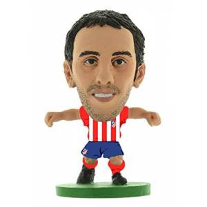 SoccerStarz SOC948 Atletico Madrid Diego Godin Kit Maison Classique - Publicité