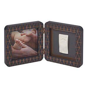 ART 3601092900 MY BABY TOUCH Copper Dark Grey Cadre 2 volets Empreinte Bébé - Publicité