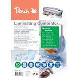 Peach Plastification Peach PPC500–001Boîte Combi