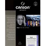 Infinity Canson infinity - Rag Photographique - 206211026 - Papier photo - Format A4 - 25 feuilles - Blanc
