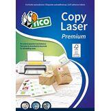 Tico Copy laser premium Blanc 10000pièce(s) étiquette auto-collante - Étiquettes auto-collantes (Blanc, A4, Papier, 37 mm, 14 mm, 10000 pièce(s))