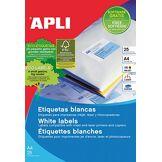 APLI Étiquettes imprimables Adhésif permanent