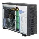 Supermicro cse-745btq r1K28b de SQ Boîtier E-ATX/ATX, 8x 3,5hot-swap SAS/SATA Bay, 2x USB 3.0Noir
