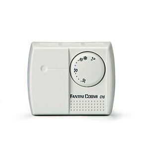 FANTINI & COSMI Fantini Cosmi Thermostat électromécanique  Dilatation de gaz, Blanc, C16 - Publicité