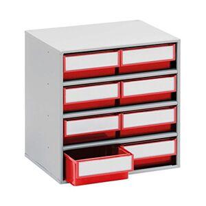 TRESTON Trespass ton tiroir Magazine, rouge, 08305 - Publicité