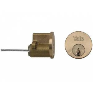 Yale Locks B1109PB Cylindre de serrure Laiton Bote d'emballage (Import Grande Bretagne) - Publicité