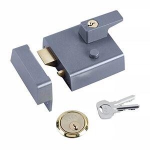 Yale Locks P1 Visi DMG PB Verrou de sreté double  cylindre entrée 60 mm - Publicité