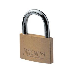 Master Lock CAD60-Magnum Brass Cadenas 60 Mm - Publicité