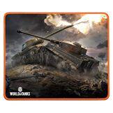 Konix World Of Tanks MP-10 - Tapis De Souris Gaming 320*270*3mm - Tapis Souris Gamer Anti Effilochements - Tapis Antidérapant En Caoutchouc Avec Contour Tressé - Code Bonus En Jeu Inclus