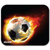 Allsop Ballon de Foot en Feu Tapis de Souris à l'unité