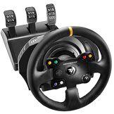 Thrustmaster TX Racing Wheel Leather Edition - Le Volant (Simulateur de Course) à Retour de Force Next - Gen pour Xbox One et PC