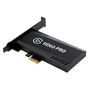 Elgato Game Capture HD60 Pro Diffusez et enregistrez en 1080p60, Technologie Hors Pair de Réduction de la Latence, H.264 Hardware-Encoding, PCIe - Publicité