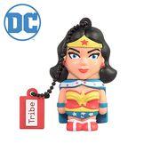 Tribe Warner Bros DC Comics Wonder Woman Clé USB 8 Go Fantaisie Pendrive USB Flash Drive 2.0 Originale Stockage Memoire, Idee Cadeau Figurine 3D, Stockage USB en PVC avec Porte-Clés – Multicolore