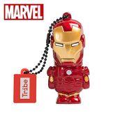 Tribe Disney Marvel Avengers Iron Man Clé USB 2.0 en PVC avec Porte-Clés - 8 Go – Rouge
