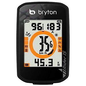 Bryton Rider 15 Ordinateur GPS, Noir - Publicité