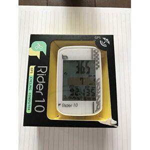 Bryton Rider 10Ordinateur GPS, Blanc, Taille Unique - Publicité