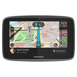 TomTom GPS Voiture GO 5200 5 Pouces, Cartographie Monde, Traffic, Zones de Danger via Carte SIM Incluse, Appel Mains-Libres - Publicité