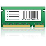 Lexmark ms610de Forms and Bar Code Card