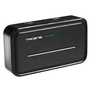 Tacens Anima ACRM2- Lecteur de cartes multiples (rapide et léger, USB 2.0, 6 slots) couleur noire - Publicité