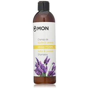MON DECONATUR Shampooing de soufre et lavande grasse et pellicules 300 ml - Publicité