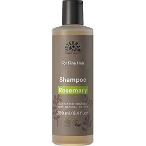 Urtekram Shampooing au Romarin Cheveux Fins, Biologique - Publicité