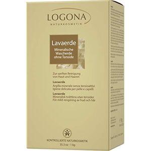 Logona 1012po1 Ghassoul Soin et Beauté du Cheveu Poudre 1000 g - Publicité