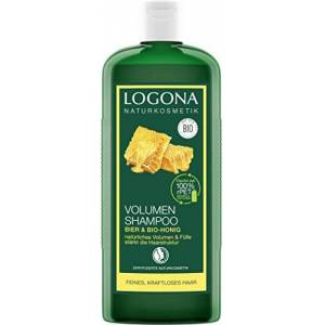 Logona Volume Shampoo Beer & organic Honey: Volume Shampoo Beer & organic Honey, - Publicité