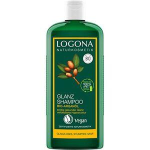 LOGONA Naturkosmetik Logona: Glanz Shampoo (250 ml) - Publicité