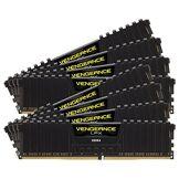 Corsair CMK128GX4M8B3000C16 Vengeance LPX 128GB (8x16GB) DDR4 3000Mhz C16 Mémoire Pour Ordinateur De Bureau Haute Performance Avec Profil XMP 2.0. Noir
