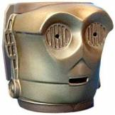 STAR WARS C3PO Mug en Plastique 3D 430599x 9x 10cm