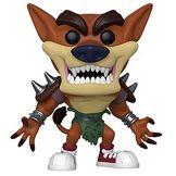 Funko Pop Figurine en Vinyle Games: Crash Bandicoot-Tiny Tiger Collection, 43344, Multicolore