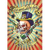 Bioworld Alchemy UL13Textile Poster Live Now de la Later 75x 110cm