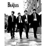GB Eye Limited GB Eye - Mini Poster The Beatles «in London», 40 x 50 cm, Multicolore