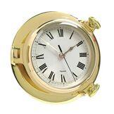 Nauticalia Horloge en Laiton 18 cm 18,5 cm