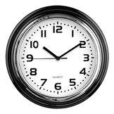 Premier Housewares 2200636 Horloge Murale en Plastique Finition Chromé