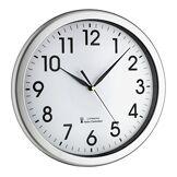 TFA-Dostmann 60.3519.02 Horloge Murale, Silber
