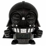 BulbBotz Réveil veilleuse Dark Vador Star Wars BulbBotz 2021364 avec son caractéristique pour enfant