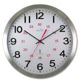 Acctim 74457 Century Horloge Murale Aluminium