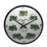 ART Nostalgic-Art 51094 Horloge Murale, Métal, coloré, 31 cm