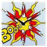NeXtime 8173 Boom Horloge Verre Multicolore 43 x 43 x 2 cm