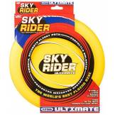 Wicked Vision- Sky Rider Ultime Frisbee, WKSRU, Couleurs Différents (Rouge, Bleu ou Jaune)