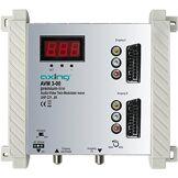 Axing AVM 3-00 Double Audio-Vidéo-Modulator UHF mono pour 2 caméras