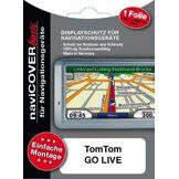 Navicover - N2229 Protection d'Écran pour Tomtom - Go Live (Produit Import)