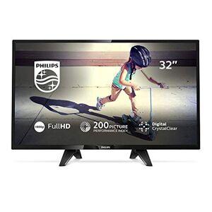Philips TV LED Full HD 80 cm  32PFS4132 Téléviseur LCD 32 pouces Tuner TNT/Cble/Satellite - Publicité