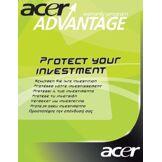 AcerAdvantage Contrat de maintenance prolong é pi èces et main d'oeuvre 3 ann ées sur site
