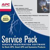 APC Extended Warranty Service Pack Support technique support téléphonique 3 années 24 heures par jour / 7 jours par semaine